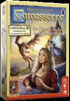 Carcassonne uitbreiding 3: De Draak, de Fee en de Jonkvrouw