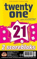 Twenty One scorebloks