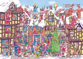 Gibsons 1000 - Seventy-Six Santas