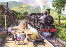 Gibsons 1000 - All Aboard to Keswick