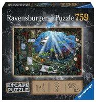 Ravensburger Escape Puzzle - De Onderzeeër