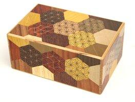 Japans Puzzelkistje 35+1 stappen Ran-Yosegi