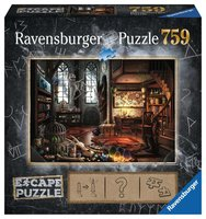 Ravensburger Escape Puzzle - Draken Laboratorium