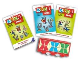 Mini loco pakket: Dieren en acrobaten in het circus