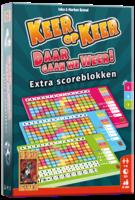 Keer op Keer - Scoreblokjes level 5, 6 en 7