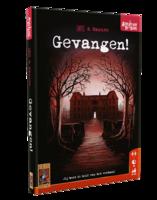 Adventure by Book: Gevangen!