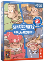 Adventure by Book: De schatzoekers van de Kuala Archipel
