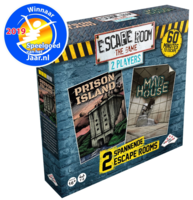 Escape Room the Game: 2 spelers