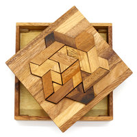 Star Puzzle Box