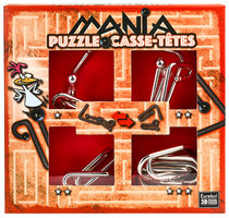 Puzzle Mania - Red