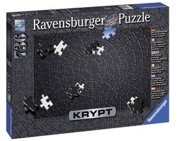 Ravensburger - Krypt Black