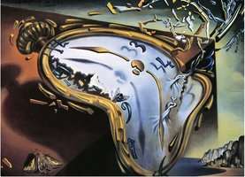 Eurographics 1000 - Dali: Soft Watch at Moment of First Explosion