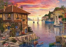 Eurographics 1000 - Mediterranean Harbor