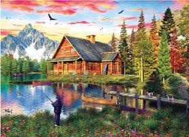 Eurographics 1000 - The Fishing Cabin