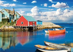 Eurographics 1000 - Peggy's Cove Nova Scotia