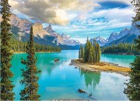 Eurographics 1000 - Maligne Lake Alberta