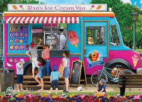 Eurographics 1000 - Dan's Ice Cream Van