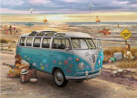 Eurographics 1000 - The Love and Hope VW Bus