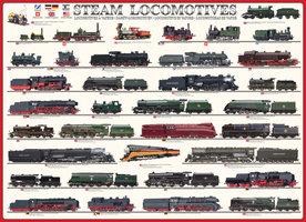 Eurographics 1000 - Steam Locomotives