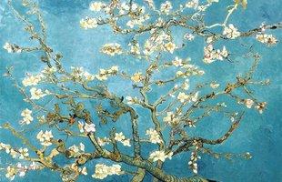 Eurographics 1000 - Van Gogh: Almond Blossom