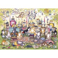 Gibsons 250 (XL) - Mad Catter's Tea Party