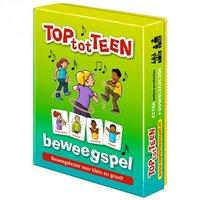 TOP-tot-TEEN 6 beweegspellen
