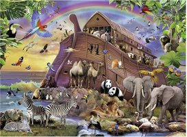 Ravensburger 150 (XXL) - De Ark opgaan
