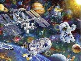 Ravensburger 200 (XXL) - Kosmisch Onderzoek