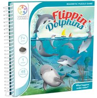 SmartGames: Travel - Flippin' Dolphins
