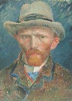 Puzzelman 1000 - Van Gogh: Zelfportret