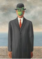 Eurographics 1000 - Rene Magritte: The Son of Man
