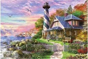 Educa 4000 - Lighthouse at Rock Bay