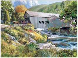 Cobble Hill 275 (XXL) - Covered Bridge