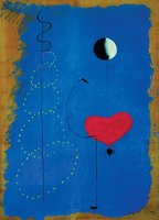 Eurographics 1000 - Joan Miro: Dancer II