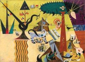 Eurographics 1000 - Joan Miro: The Tilled Field