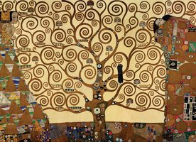 Eurographics 1000 - Gustav Klimt: Tree of Life