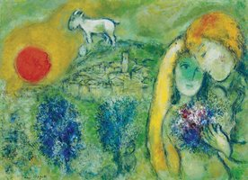 Eurographics 1000 - Chagall: The Lovers of Venice