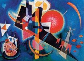 Eurographics 1000 - Kandinsky: In Blue