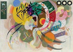 Eurographics 1000 - Kandinsky: Dominant Curve