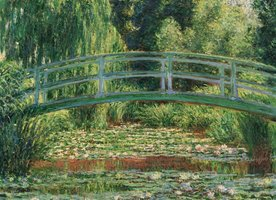 Eurographics 1000 - Monet: The Japanese Footbridge