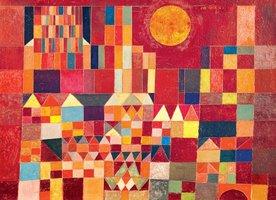 Eurographics 1000 - Paul Klee: Castle and Sun