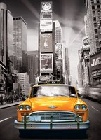 Eurographics 1000 - New York City Yellow Cab
