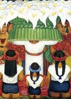 Eurographics 1000 - Diego Rivera: Flower Festival Feast