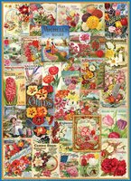 Eurographics 1000 - Flower Seed Catalog Collection