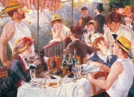 Eurographics 1000 - Renoir: The Luncheon