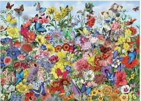 Cobble Hill 1000 - Butterfly Garden