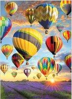 Cobble Hill 1000 - Hot Air Balloons