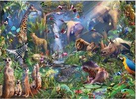 Cobble Hill 1000 - Into the Jungle