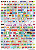 Eurographics 1000 - Flags of the World