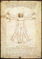 Eurographics 1000 - Leonardo da Vinci: The Vitruvian Man